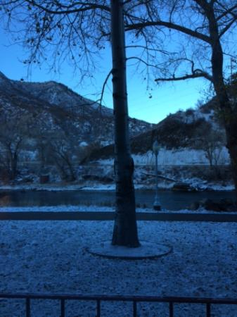 DoubleTree by Hilton Durango: view from my room