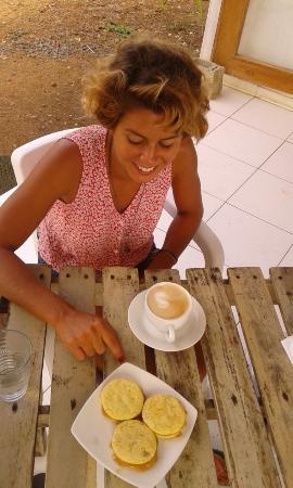 Playa Venao, Panama: Magic Cookies & Capucciiiinii :D