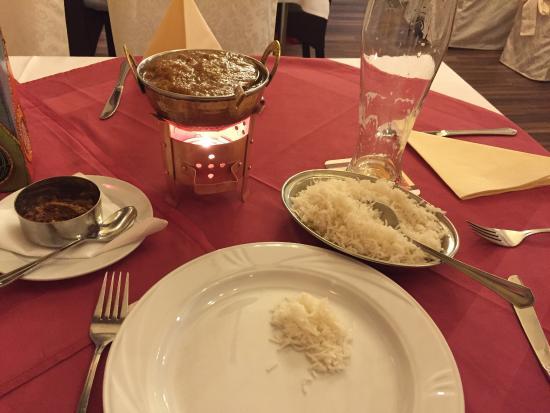 Photo of India Restaurant Tandoori Taste in Frankfurt, He, DE
