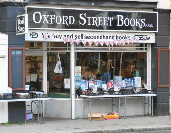 Oxford Street Books