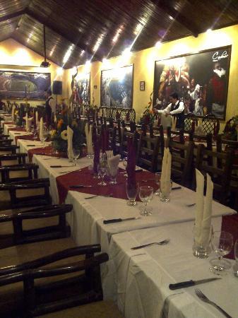 Parrillada Rincon Uruguayo: Salon para eventos