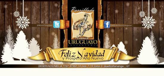 Parrillada Rincon Uruguayo: Saludo
