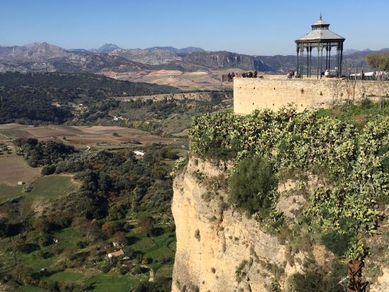 Hotel El Tajo : Balcón del Tajo de Ronda
