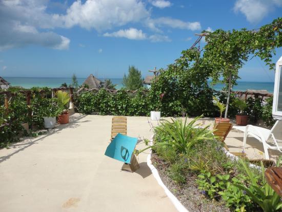 Terraza picture of casa blatha holbox island tripadvisor for Villas hm paraiso del mar holbox tripadvisor