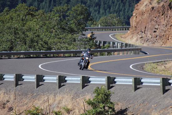 Hood River, OR: Great biking roads