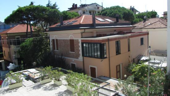 Residence Brown: Вид из номера 516