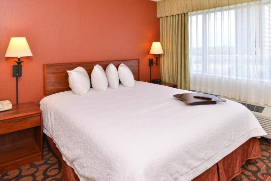 Hampton Inn Denver West Federal Center: King Bed Guest Room
