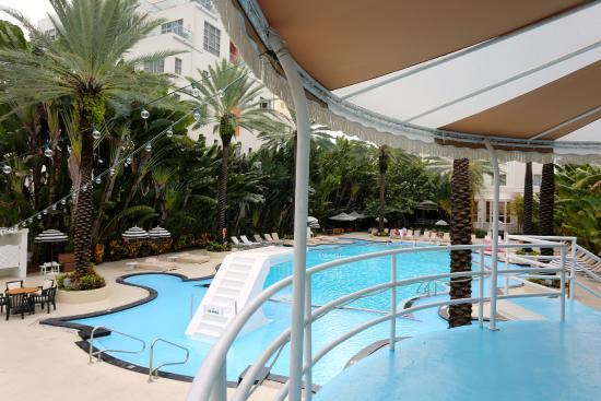 The Raleigh Miami Beach Hotel