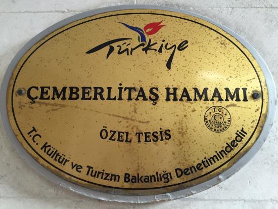 Baño Turco Kadirga Hamami Estambul:Cemberlitas Hamami