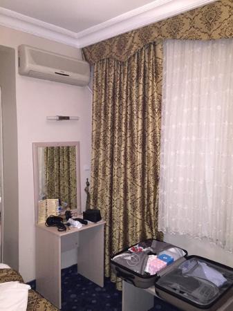 My Home Sultanahmet: Das Zimmer