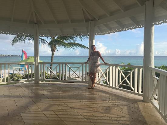 gazebo for weddings picture of sea breeze beach hotel