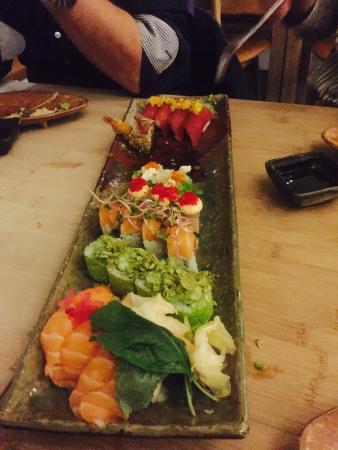 sushi Ølstykke asian nøgle odense
