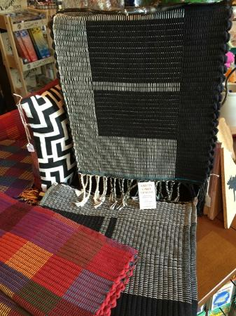 Dockside Gifts: Hand Woven Rugs, Table Runners & Placemats
