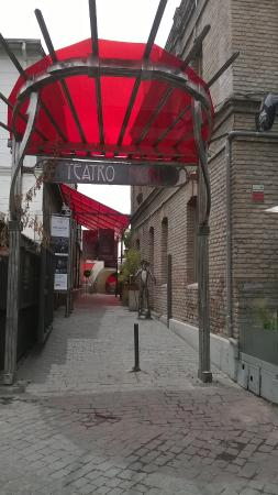 Teatro Mori Bellavista
