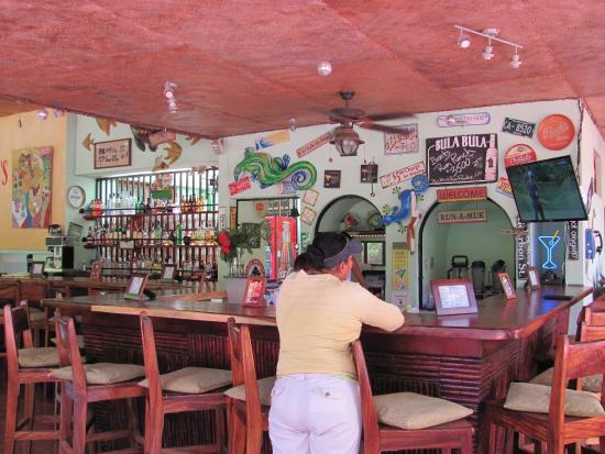 Playa Grande, Kosta Rika: Bar