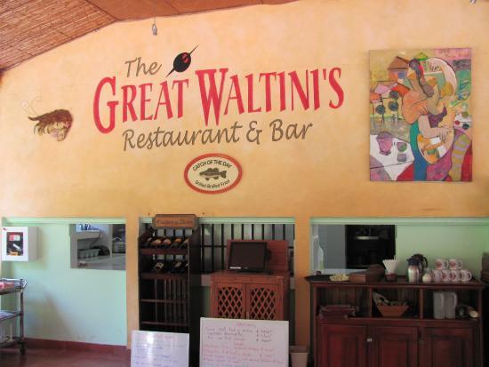 Hotel Bula Bula: restaurant