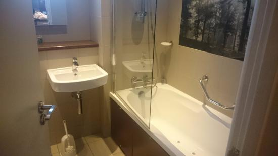 Bathroom Picture Of Center Parcs Whinfell Forest Penrith Tripadvisor