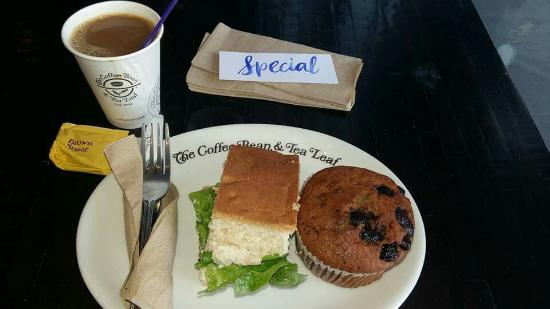 The Coffee Bean and Tea Leaf, SM Lanang