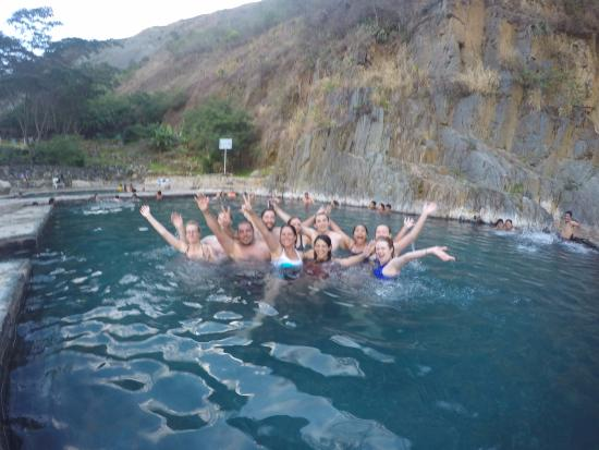 Nuevo Baño De Santa Fe: – Picture of Banos Termales de Cocalmayo, Santa Teresa – TripAdvisor
