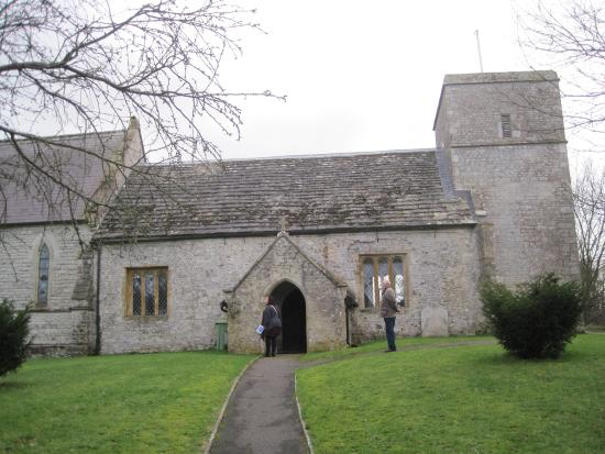 The Church of Holy Trinity, Warmwell
