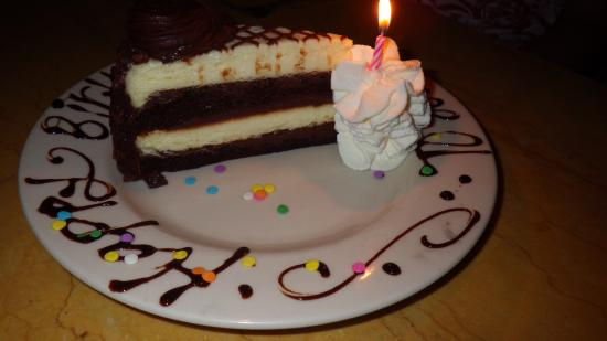 The Cheesecake Factory: ケーキ