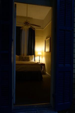 Andrew Jackson Hotel: Single room