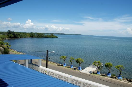 Punta Gorda, Belize: Fourth Floor Veranda View