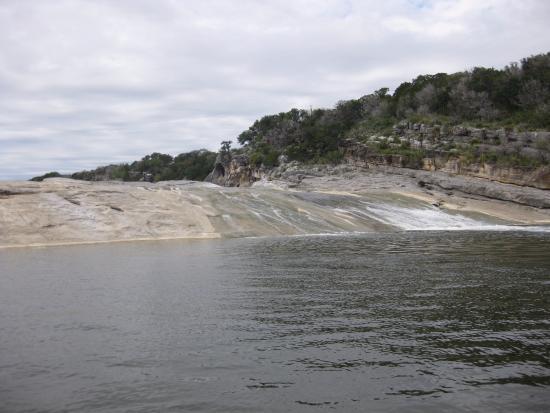 Pedernales Falls State Park: Rock Slide Falls