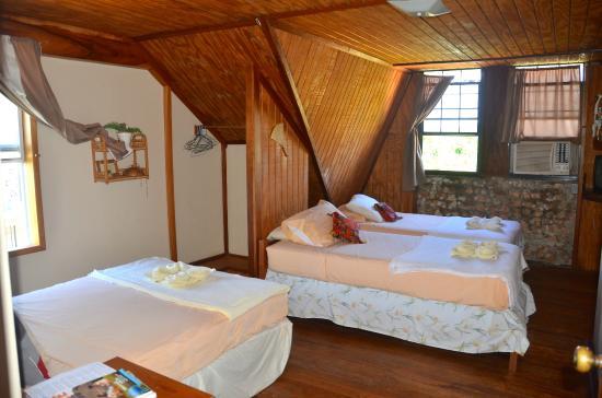 Punta Gorda, Belize: Triple Room