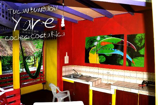 Hotel Yare: Toucan Jungle Bungalow 3