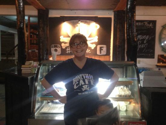 Punta Gorda, Belize: Boneville Cafe
