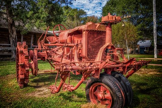 Mississippi Agricultural & Forestry Museum