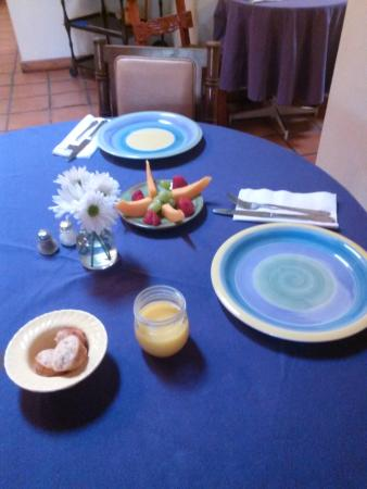 Algodones, Nuevo Mexico: Table