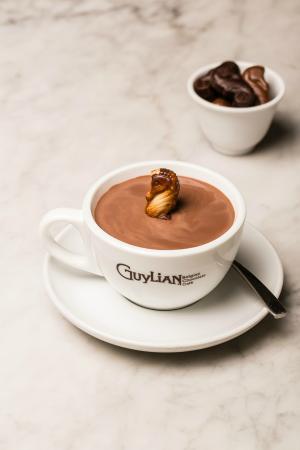 Guylian Belgian Chocolate Cafe Review