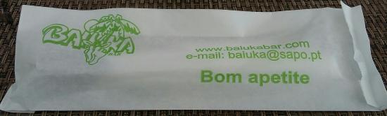 Baiuka Grill Restaurant: Sito internet
