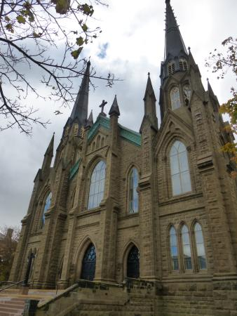 St Dunstans Basilica High Victorian Gothic Revival Architecture