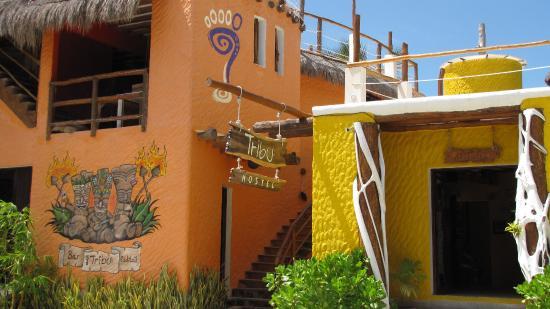 Tribu Hostel: Fachada del hostal