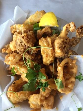 Calamari, Hooked, Ocean City, MD
