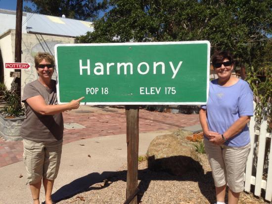 Harmony Cellars in Harmony, CA
