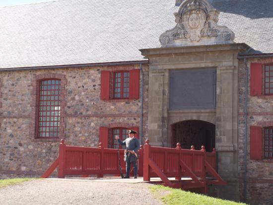 Louisbourg, Canada: So much to see.