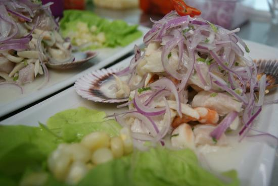 La Bodega del Mar Restaurante de Comida Peruano