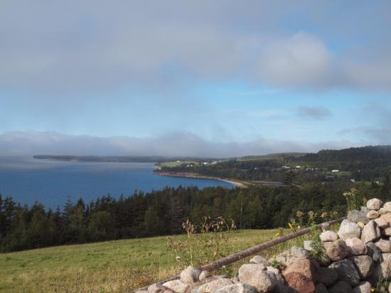 Iona, Canada: View of Bras D'Or