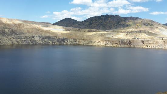 Butte, MT: Lake of poison