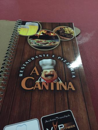 A Cantina Pizzaria