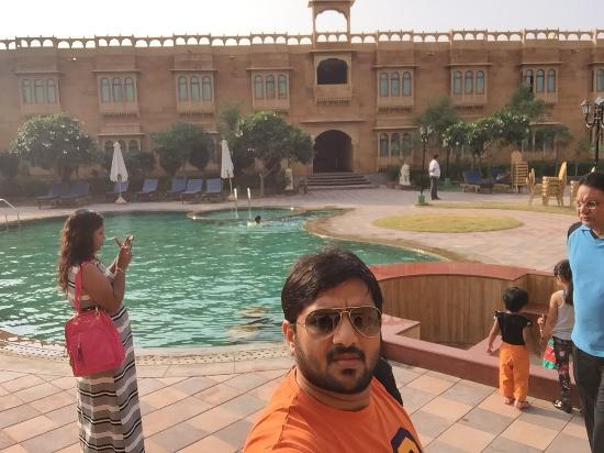 Desert Tulip Hotel Resort Photo