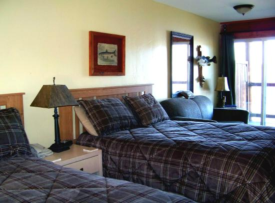 Harrison, ID: Room seven - Fish room - double