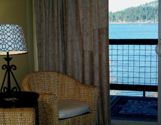 Harrison, ID: Room five - Lake view
