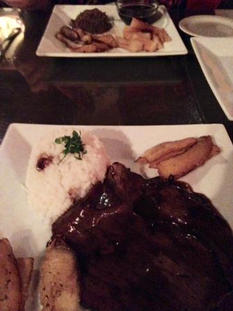 Great Venezuelan Dishes Picture Of La Terraza Rum And