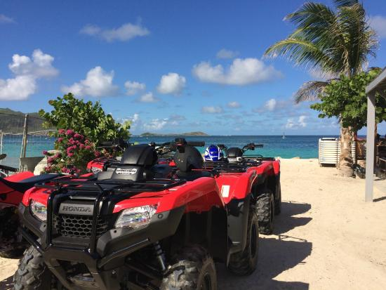 Oyster Pond, Sint Maarten: Spend an afternoon enjoying the beaches in SXM on a new ATV
