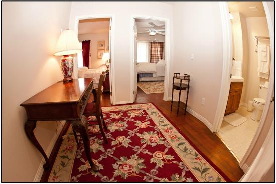 The Inn at 657: two bedroom suite